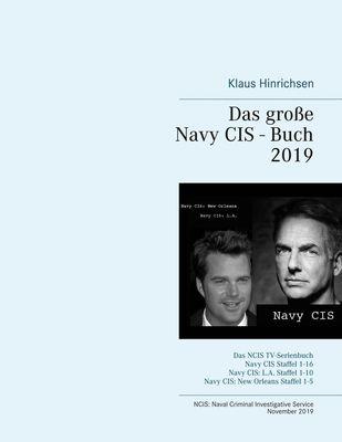 Das große Navy CIS - Buch 2019