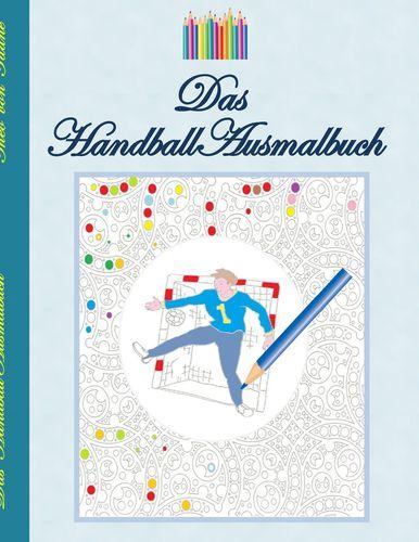 Das Handball Ausmalbuch