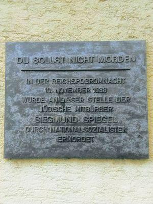 Das Haus am Siegmund-Spiegel-Platz - Die Revanche!