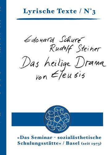 Das heilige Drama von Eleusis