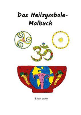 Das Heilsymbole Malbuch