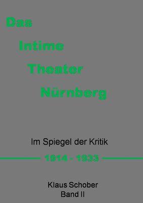Das Intime Theater Nürnberg