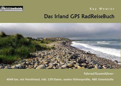 Das Irland GPS RadReiseBuch