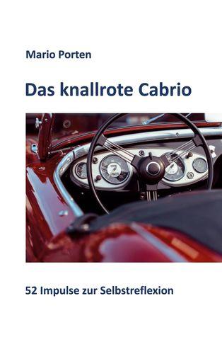 Das knallrote Cabrio