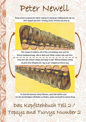 Das Kopfstehbuch Teil 2 / Topsys and Turvys Number 2