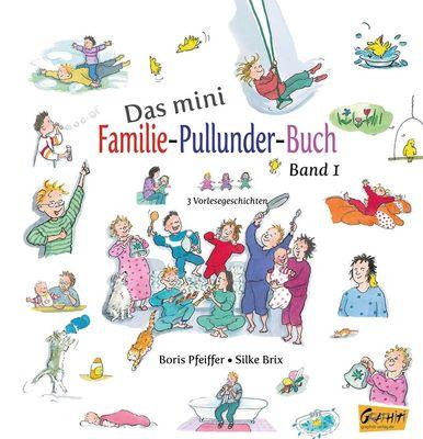 Das mini Familie-Pullunder-Buch