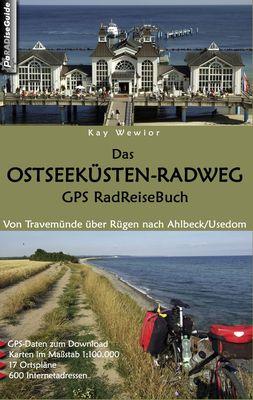 Das Ostseeküsten-Radweg GPS RadReiseBuch