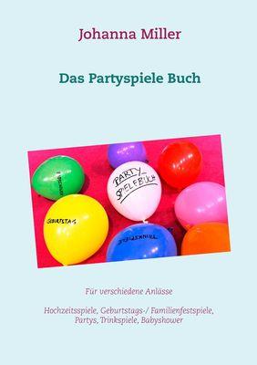 Das Partyspiele Buch