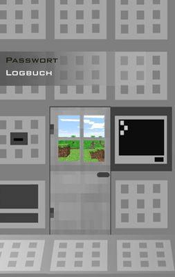 Das Passwort Logbuch für Minecraft Fans