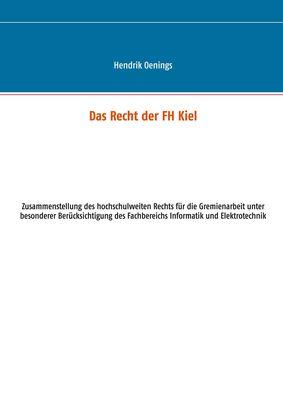 Das Recht der FH Kiel