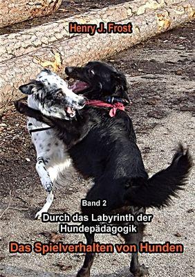 Das Spielverhalten von Hunden
