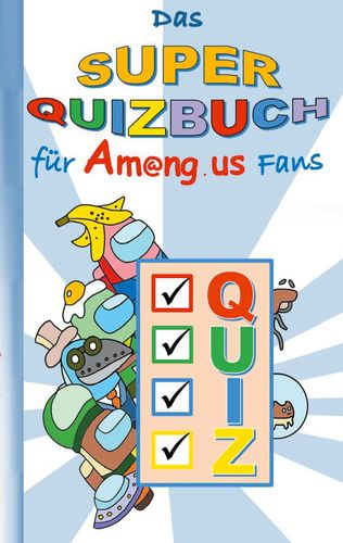 Das Super Quizbuch für Am@ng.us Fans