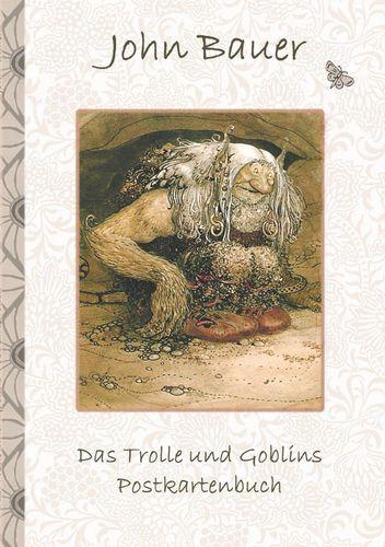 Das Trolle und Goblins Postkartenbuch