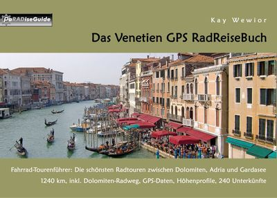 Das Venetien GPS RadReiseBuch
