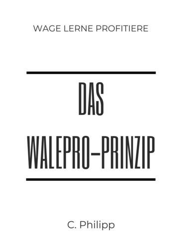 Das WaLePro-Prinzip