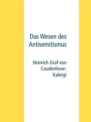 Das Wesen des Antisemitismus