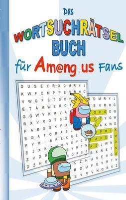 Das Wortsuchrätsel Buch für Am@ng.us Fans