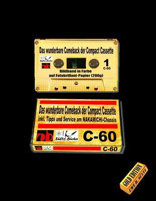 Das wunderbare Comeback der Compact Cassette - inkl. Tipps und Service am NAKAMICHI-Chassis