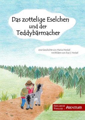 Das zottelige Eselchen und der Teddybärmacher