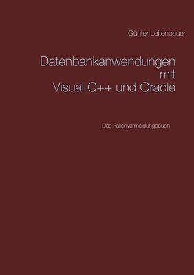 Datenbankanwendungen mit VC++ und Oracle