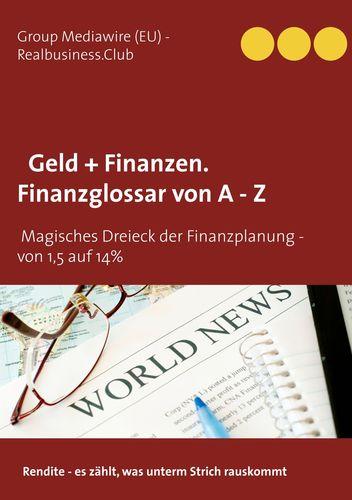 DB Geld + Finanzen. Finanzglossar von A  - Z