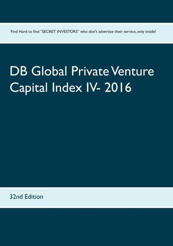DB Global Private Venture Capital Index IV- 2016