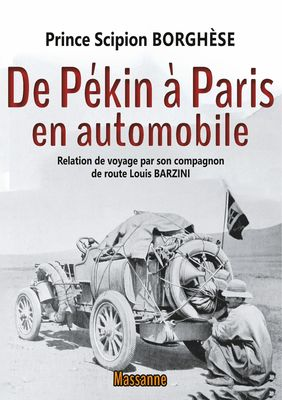 De Pékin à Paris en automobile