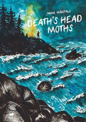 Death's Head Moths