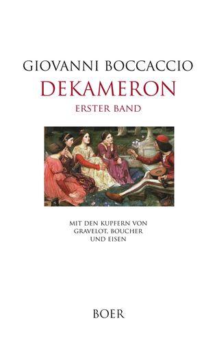 Dekameron Erster Band