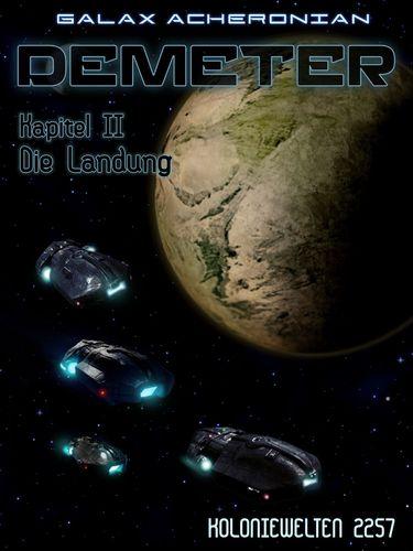 Demeter II - Die Landung