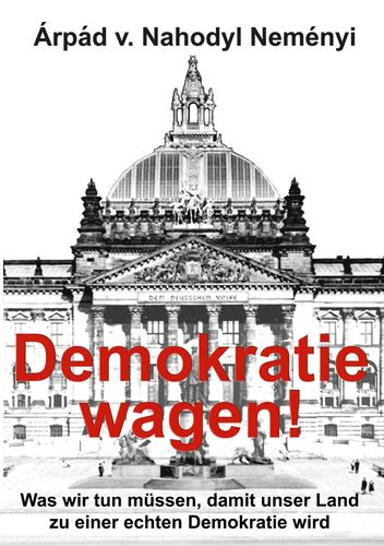 Demokratie wagen!