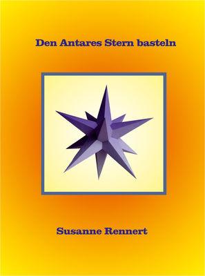 Den Antares Stern basteln