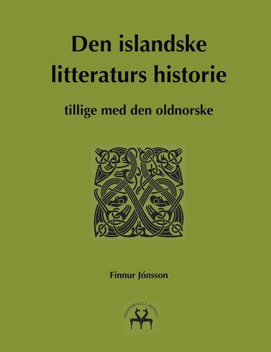 Den islandske litteraturs historie