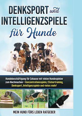 Denksport und Intelligenzspiele für Hunde
