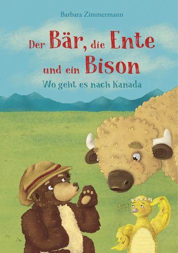 Der Bär, die Ente und ein Bison