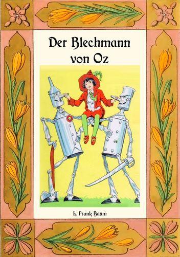 Der Blechmann von Oz - Die Oz-Bücher Band 12