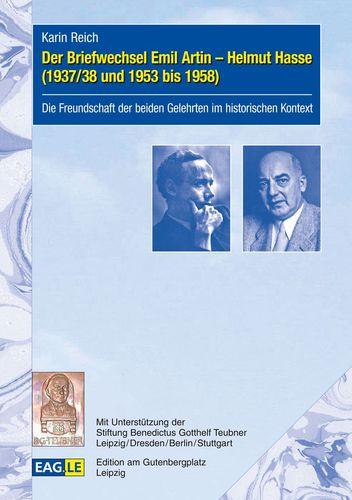 Der Briefwechsel Emil Artin - Helmut Hasse (1937/38 und 1953 bis 1958)