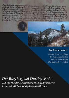 Der Burgberg bei Darlingerode