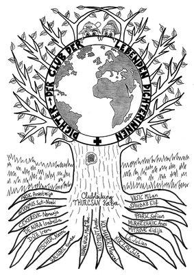 Der Club der lebenden Dichterinnen und Dichter