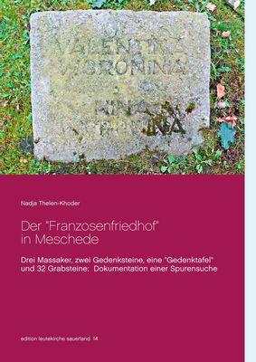"""Der """"Franzosenfriedhof"""" in Meschede"""