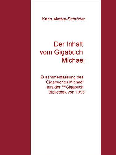 Der Inhalt vom Gigabuch Michael
