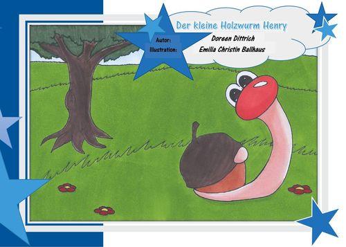 Der kleine Holzwurm Henry