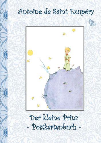 Der kleine Prinz - Postkartenbuch