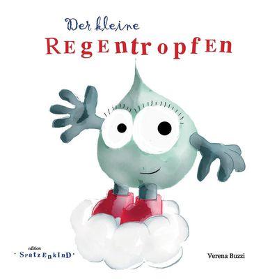 Der kleine Regentropfen - deutsch