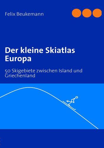 Der kleine Skiatlas Europa