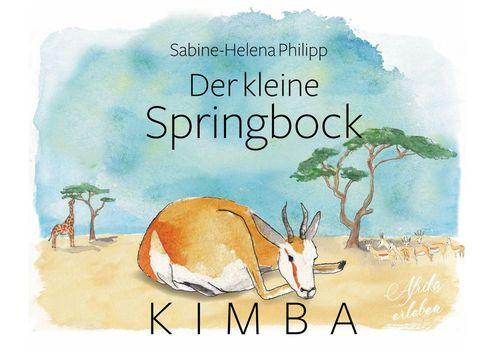 Der kleine Springbock Kimba