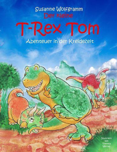 Der kleine T-Rex Tom