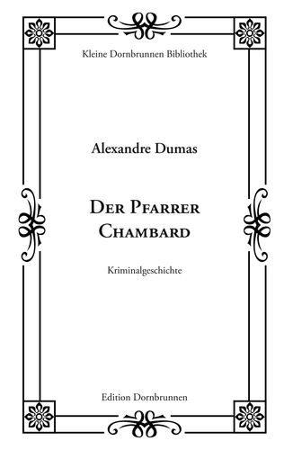Der Pfarrer Chambard