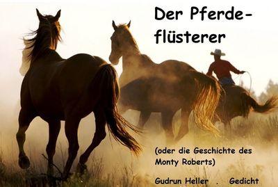Der Pferdeflüsterer (oder die Geschichte des Monty Roberts)