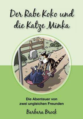 Der Rabe Koko und die Katze Minka